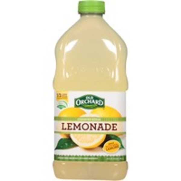 Old Orchard Country Style Bottled Lemonade