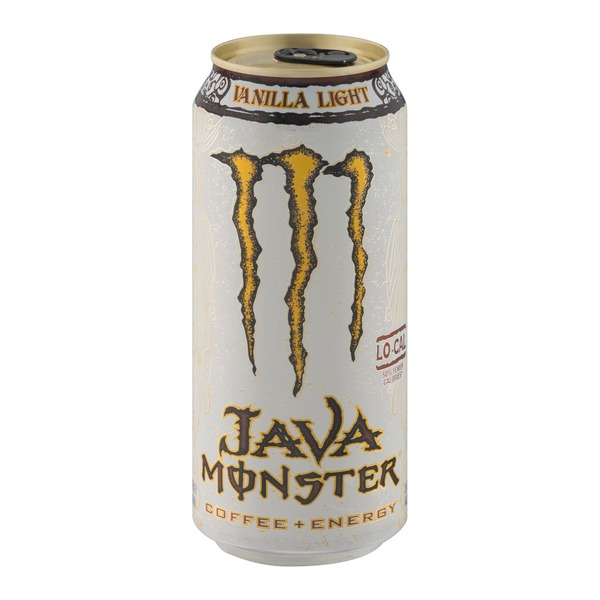 Monster Java Vanilla Light