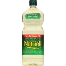 Nutrioli Pure Soybean Oil, 32 fl oz