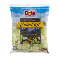 Dole All Natural Salad Kit Southwest Salad