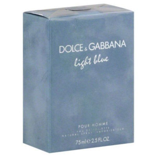 Dolce & Gabbana Eau de Toilette Natural Spray for Men