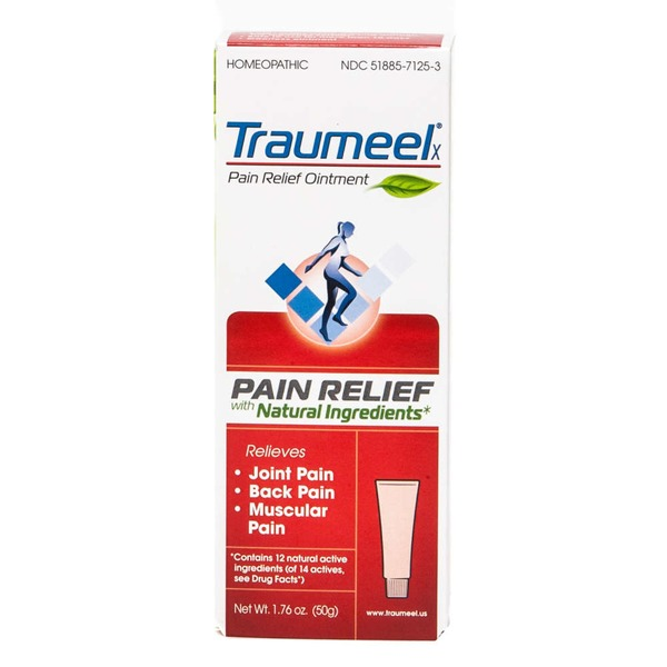 Traumeel Pain Relief Ointment