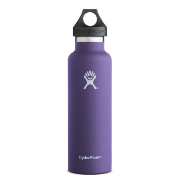 Hydro Flask Plum Standard Mouth Water Bottle