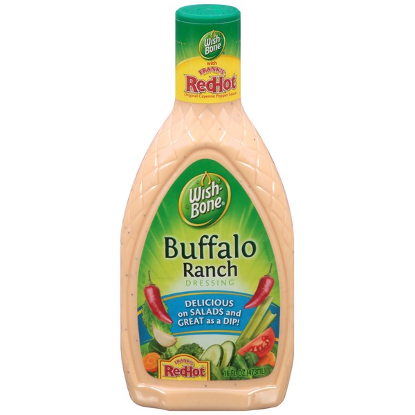 Wish-Bone Buffalo Ranch Salad Dressing