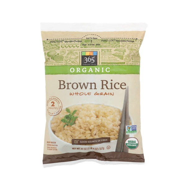 365 Organic Brown Rice