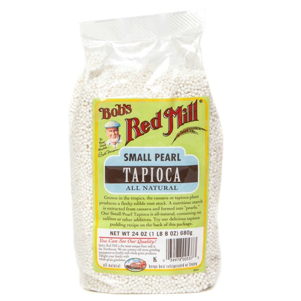 Bob's Red Mill Small Pearl Tapioca