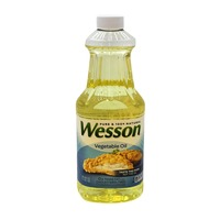 Pure Wesson Pure 100% Natural Vegetable Oil