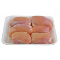 Natural Chicken Grade A Boneless Thigh
