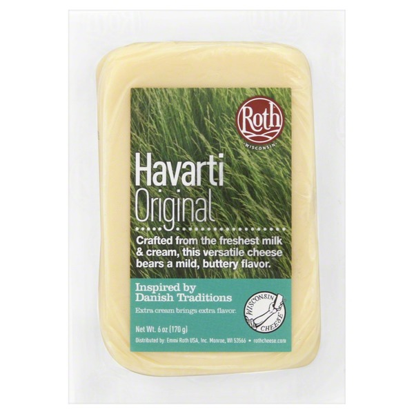 Roth Original Havarti Cheese