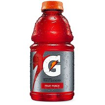 Gatorade Thirst Quencher Sports Drink, Fruit Punch, 32 Fl Oz, 1 Count
