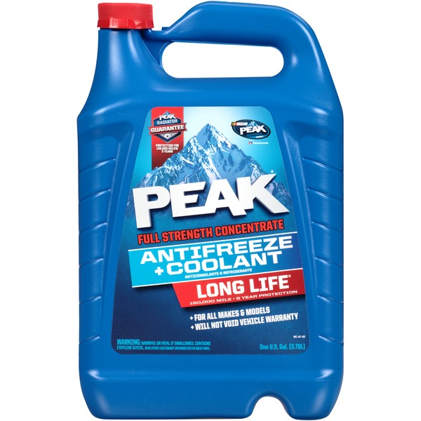 Peak Long Life Full Strength Concentrate Antifreeze & Coolant