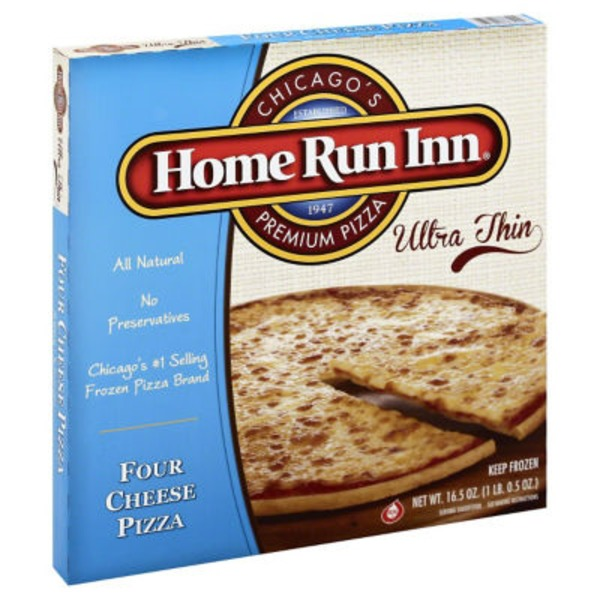Home Run Inn Cheese Pizza