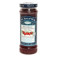 St. Dalfour Fruit Spread, Deluxe, Strawberry