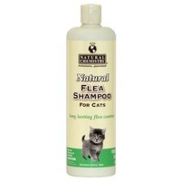 Natural Chemistry Dog Shampoo, Flea & Tick, Bottle