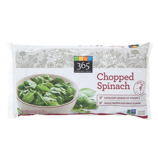365 Chopped Spinach