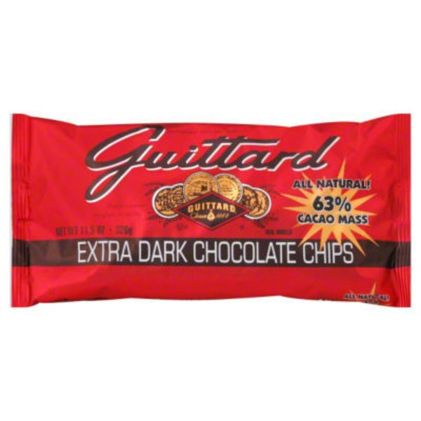 Guittard Extra Dark Chocolate Baking Chips