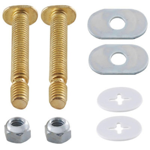 Ldr Snap Off Type Toliet Bolt Set