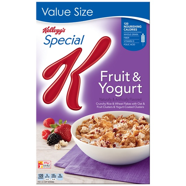 Kellogg's Special K Fruit & Yogurt Cereal Cereal