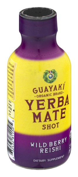 Guayaki energy shot