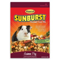 Higgins Sunburst Gourmet Food Mix For Guinea Pigs
