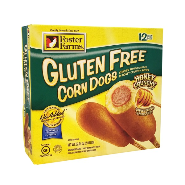 Foster Farms Gluten Free Corn Dogs