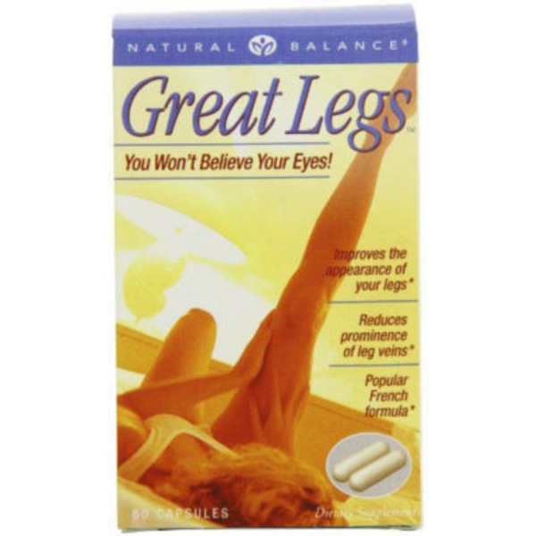 Natural Balance Great Legs Capsules