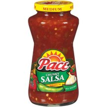 Pace Chunky Medium Salsa, 16oz