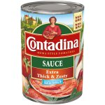 Contadina Extra Thick & Zesty Tomato Sauce 15 oz. Can