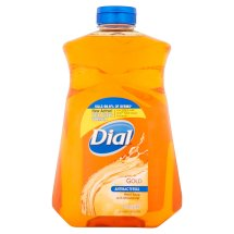 Dial Gold Antibacterial Hand Soap with Moisturizer, 52 fl oz