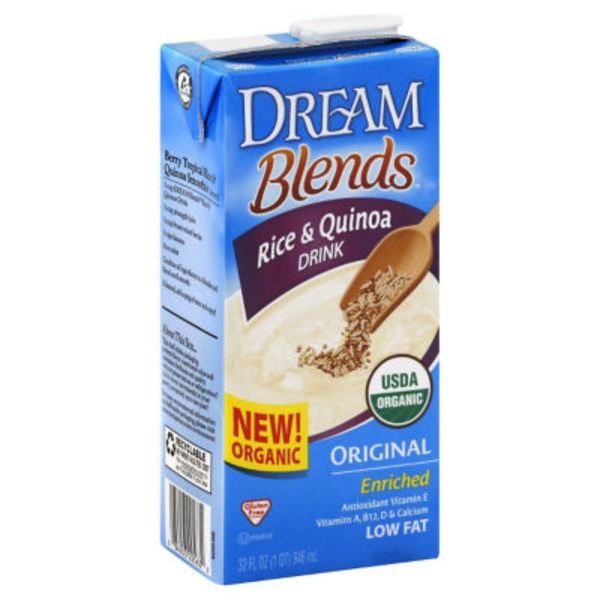 Dream Blends Rice & Quinoa Drink, Original