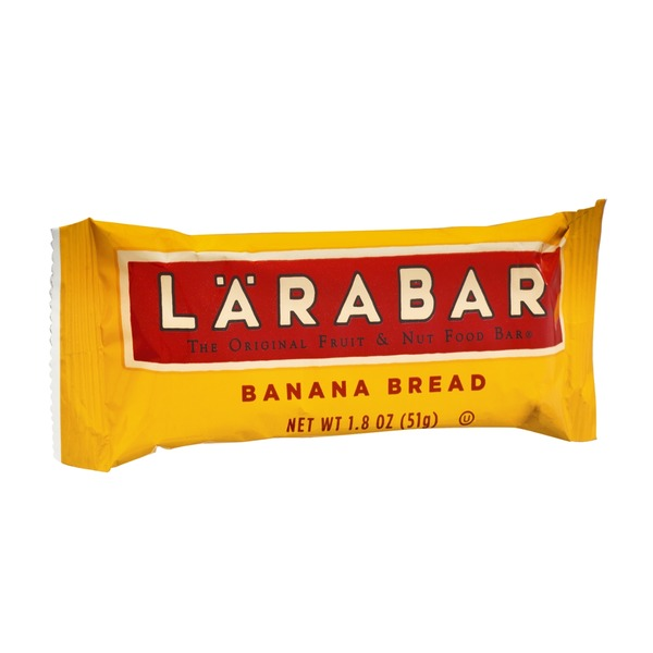 Larabar Banana Bread Fruit & Nut Food Bar