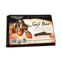 Righteously Raw Cocao & Goji Chocolate Bar