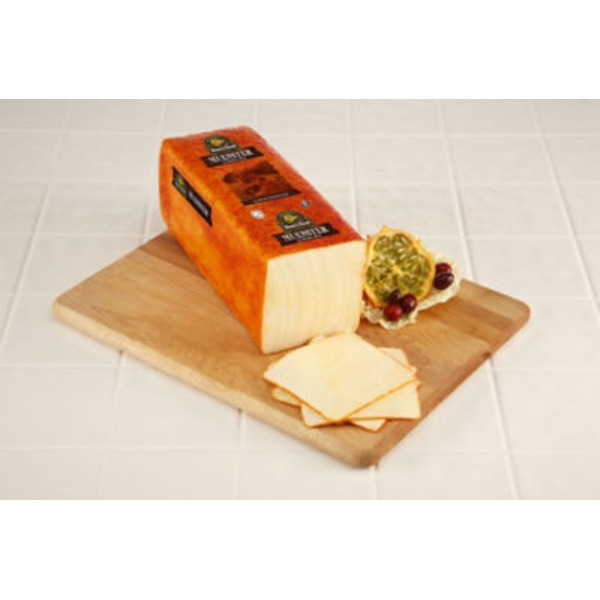 Boar's Head Muenster Cheese, Sold By The Pound