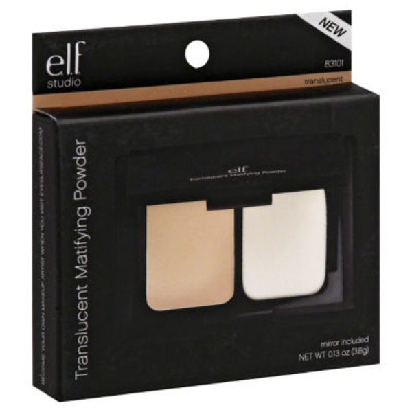 e.l.f. Studio Translucent Matifying Powder - Translucent