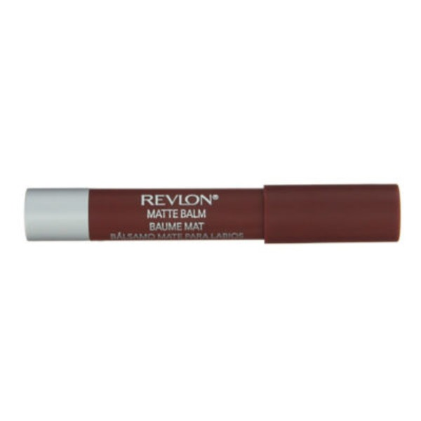 Revlon Lip Balm, Matte, Fierce 265