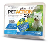 Pet Action Plus Small Flea/Tick Drops