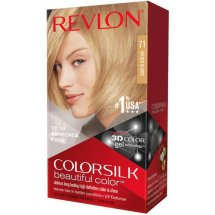Revlon Colorsilk Beautiful Color Hair Color, Golden Blonde