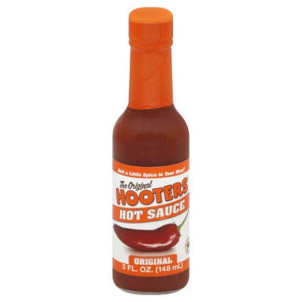 Hooters Original Hot Sauce