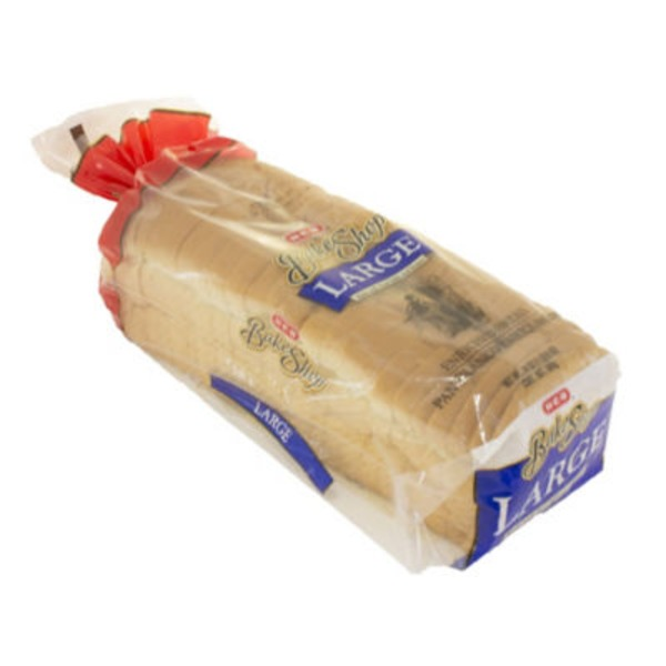 H-E-B Round Top White Enriched Bread