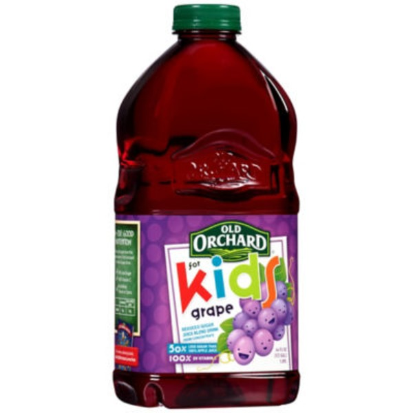 Old Orchard for Kids Grape Juice Drink