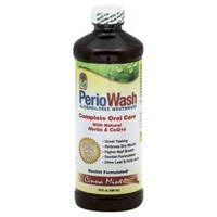 Nature's Answer PerioWash, Cinna Mint