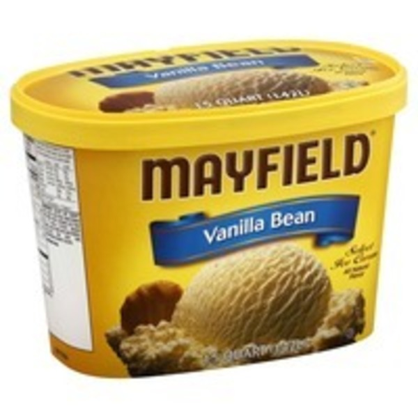 Mayfield Vanilla Select Ice Cream