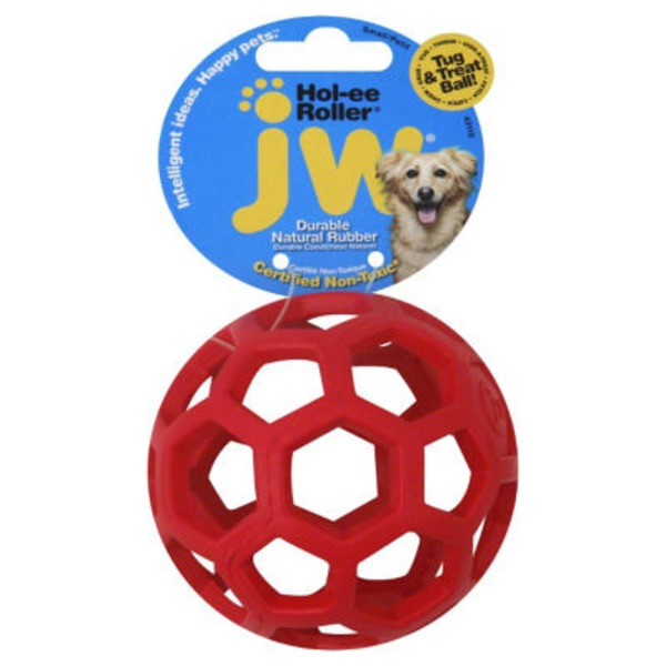JW Small Pet Toy Hol-ee Roller