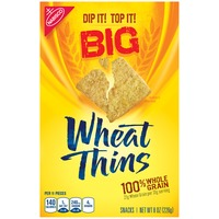 Wheat Thins Big Crackers