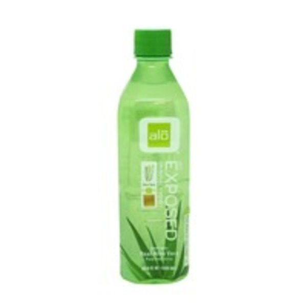 Alo Aloe Vera Juice Drink Exposed Original + Honey