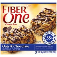 Fiber One Oats & Chocolate Chewy Bars