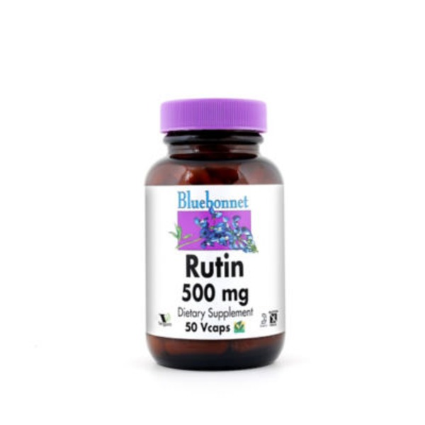 Bluebonnet Nutrition Rutin 500 Mg 60 Vcaps