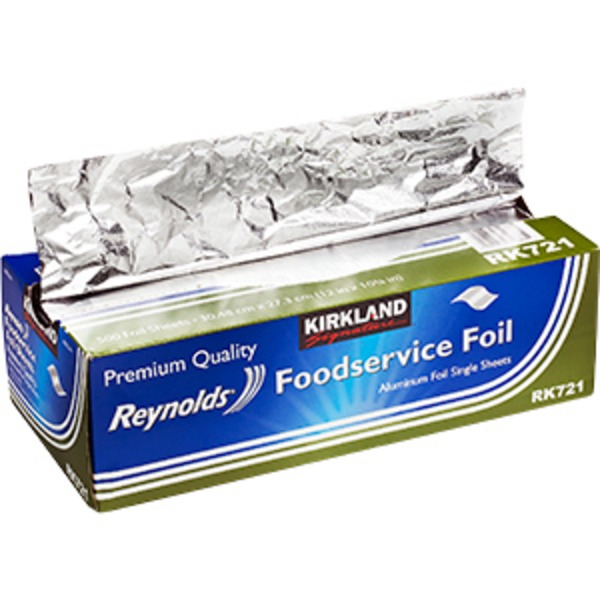 Kirkland Signature Foil Sheets
