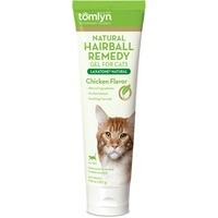 Tomlyn Chicken Flavor Laxatone Natural Hairball Remedy Gel for Cats
