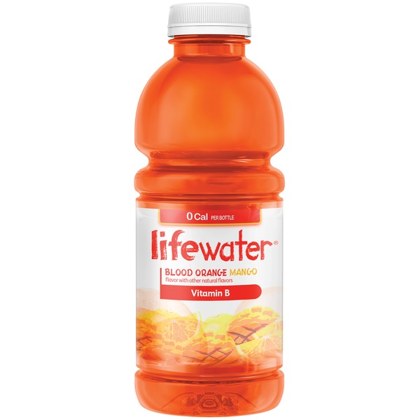 Sobe Lifewater 0 Calorie Blood Orange Mango Water Beverage